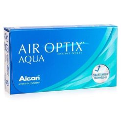 Air Optix Aqua - Óptica 24/7 Chile