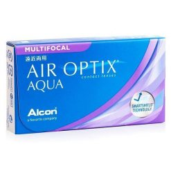 Air Optix Aqua Multifocal - Óptica 24/7 Chile
