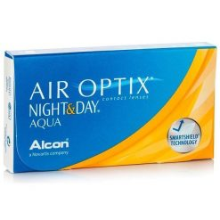 Air Optix Night and Day Aqua - Óptica 24/7 Chile